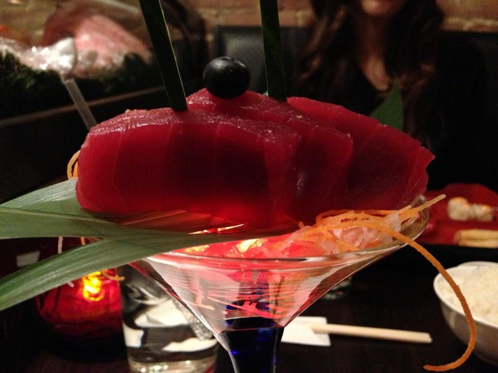 Ageha Sushi by Justeunedose