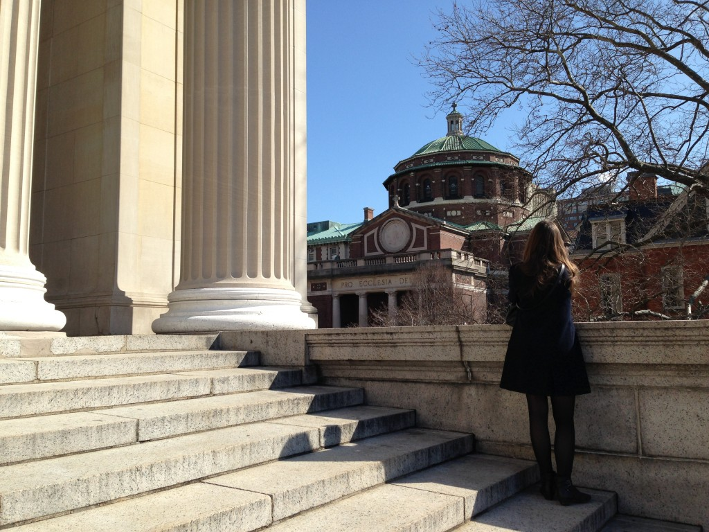 Columbia University by Justeunedose.fr
