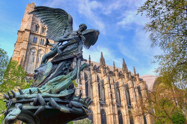 Fontaine de la paix -  Flickr : Gary Burke