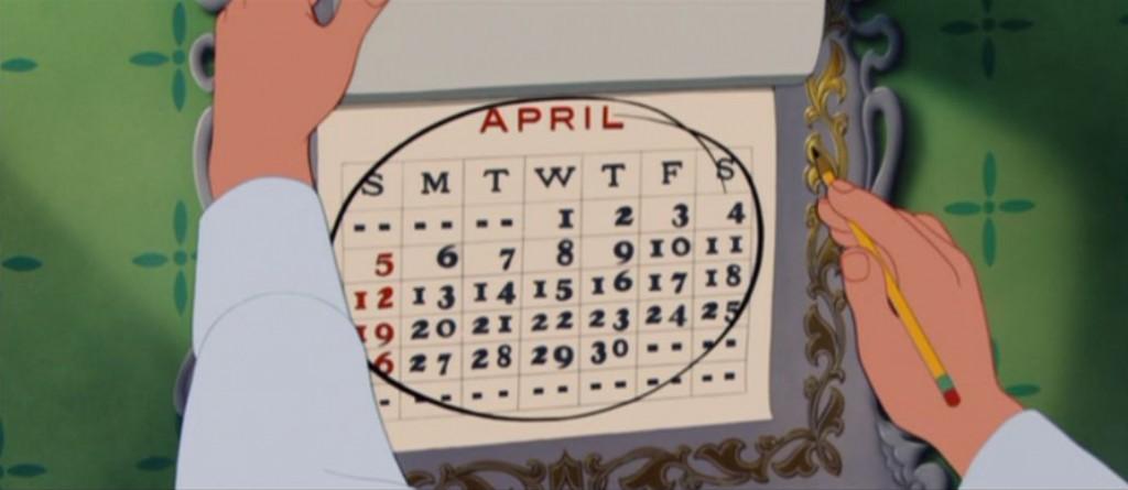 Le mois d'avril est là, remplissez vos agendas