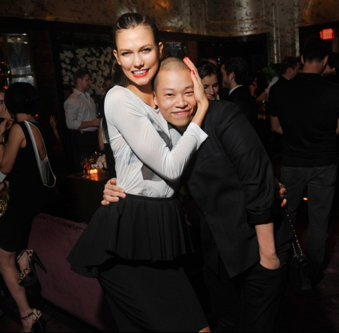 Jason Wu, after party, 2001. Source : Vogue.com