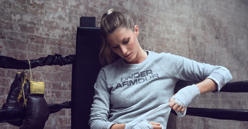 Under Armour Gisele Bundchen
