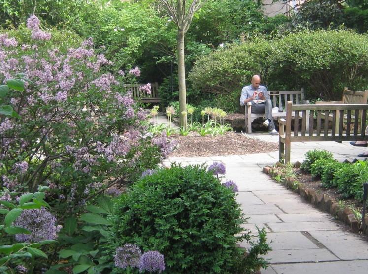 New York Des Jardins Secrets Et Parcs Insolites Pour Prendre Le Vert Justeunedose Un Blog