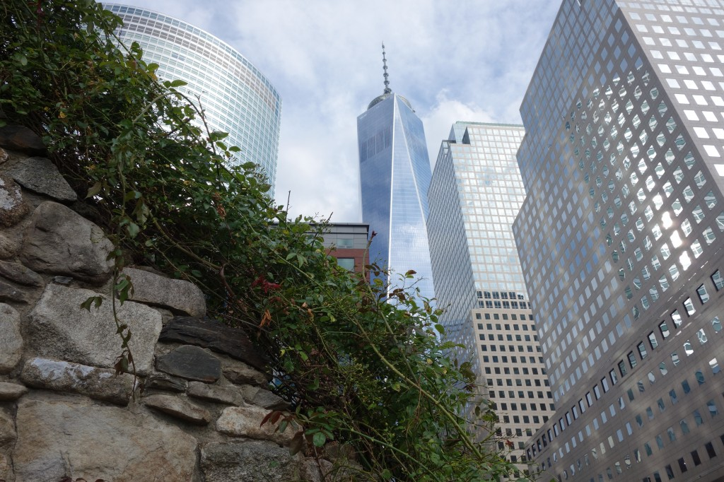 irish hunger memorial new-york