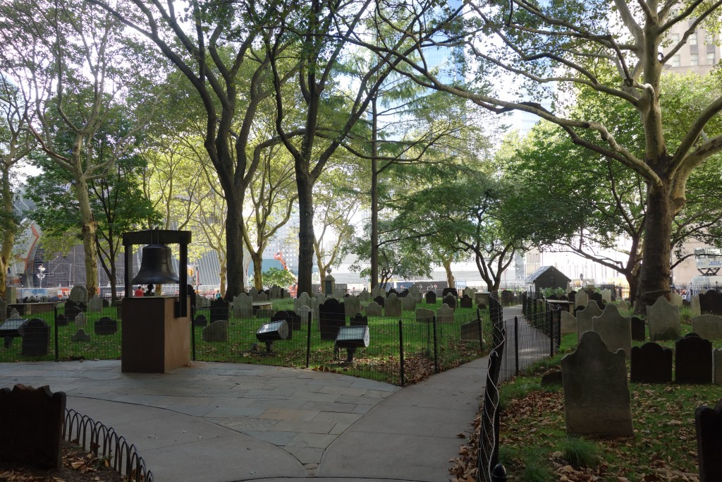 Trinity Church Cemetery New York