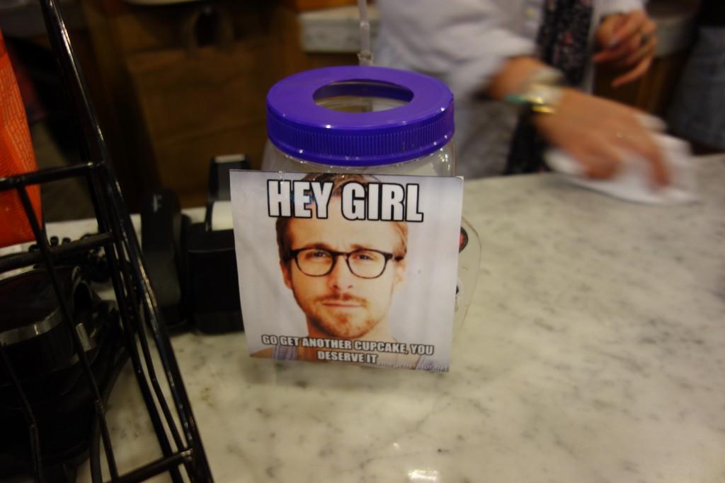 Ryan Gosling humor new york